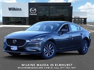 New 2018 Mazda Mazda6 Sport Sedan Near Chicago