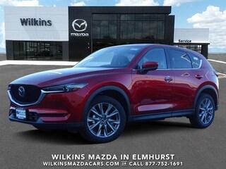 New 2019 Mazda Mazda CX-5 Grand Touring SUV Near Chicago