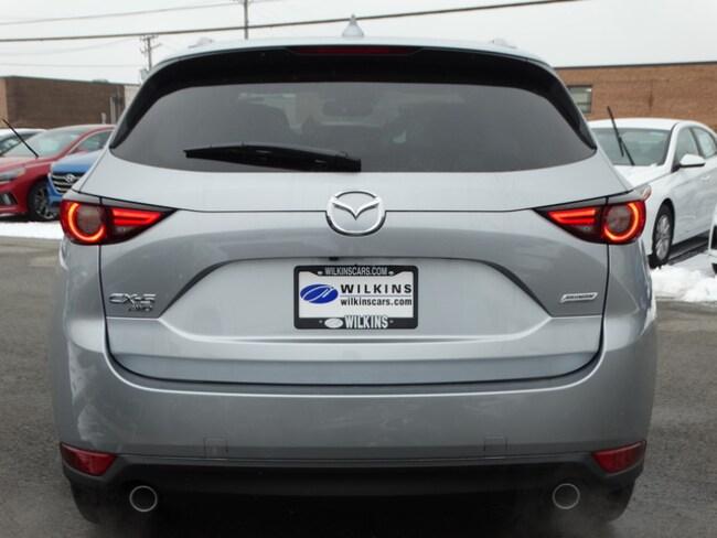 New 2019 Mazda Mazda Cx 5 Grand Touring For Sale Near