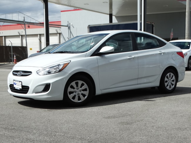 Certified 2017 Hyundai Accent Sedan Chicago