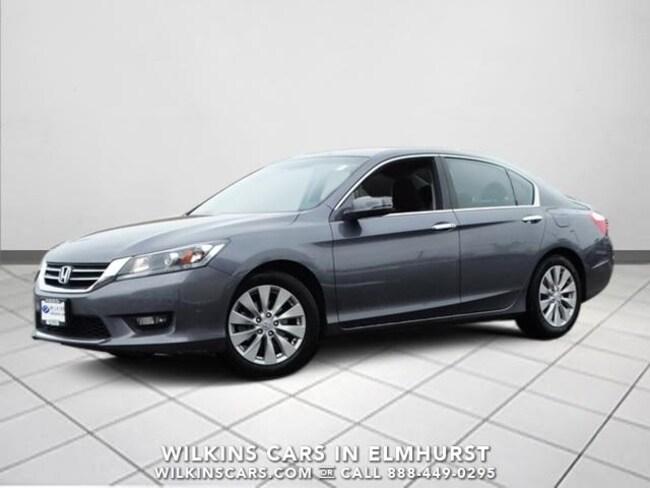 Used 2014 Honda Accord Sedan I4 CVT EX Sedan Near Chicago