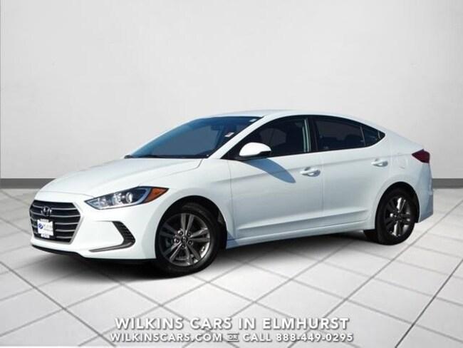 Certified 2018 Hyundai Elantra Sedan Chicago