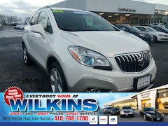 Used 2016 Buick Encore Leather SUV U9681 for Sale in Glen Burnie MD