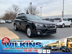 Used 2019 Subaru Outback 2.5i Premium SUV K19116R for Sale in Glen Burnie MD
