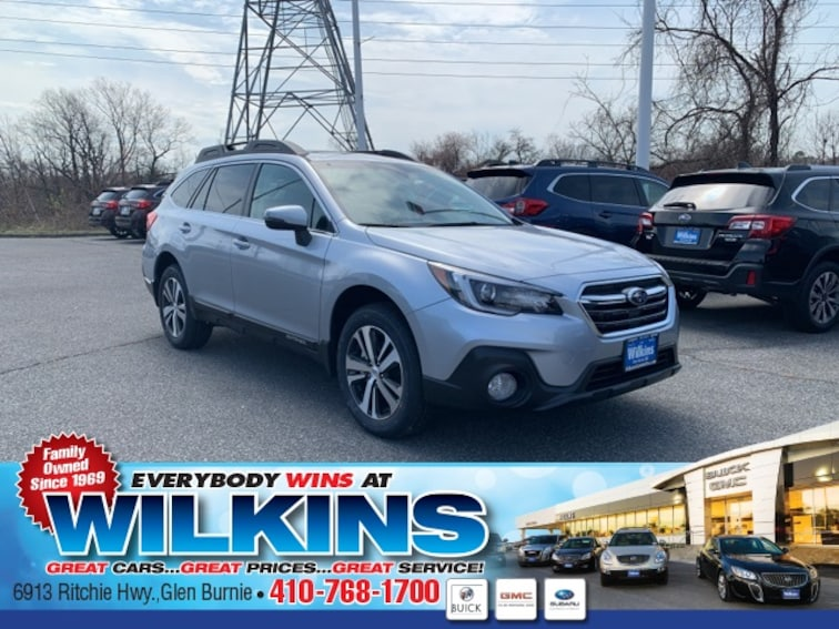 New 2019 Subaru Outback 2.5i Limited SUV near Baltimore