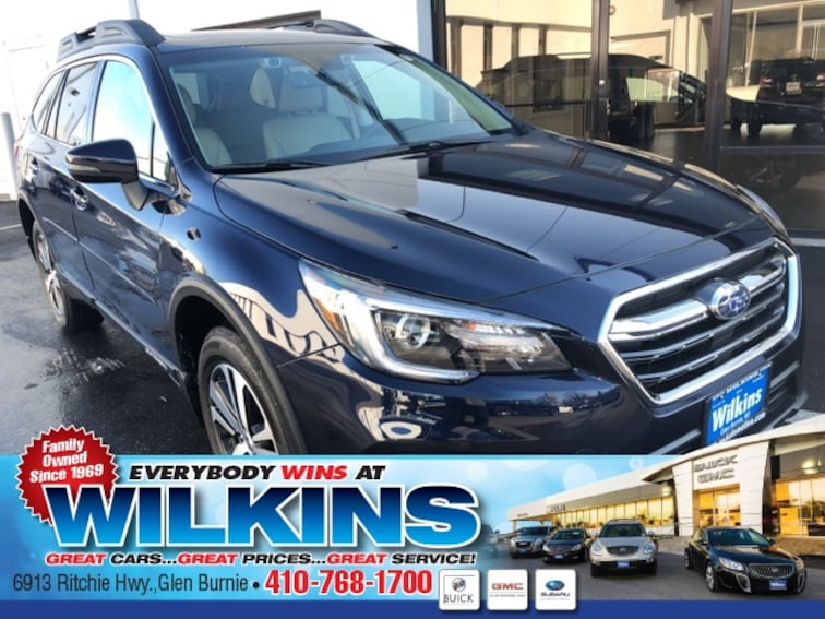 Used 2018 Subaru Outback 3.6R Limited SUV near Baltimore