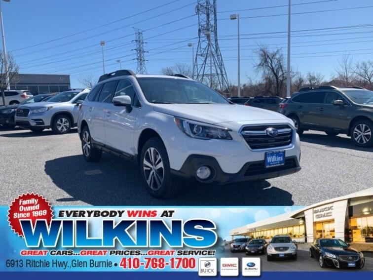 New 2019 Subaru Outback 2.5i Limited SUV near Baltimore