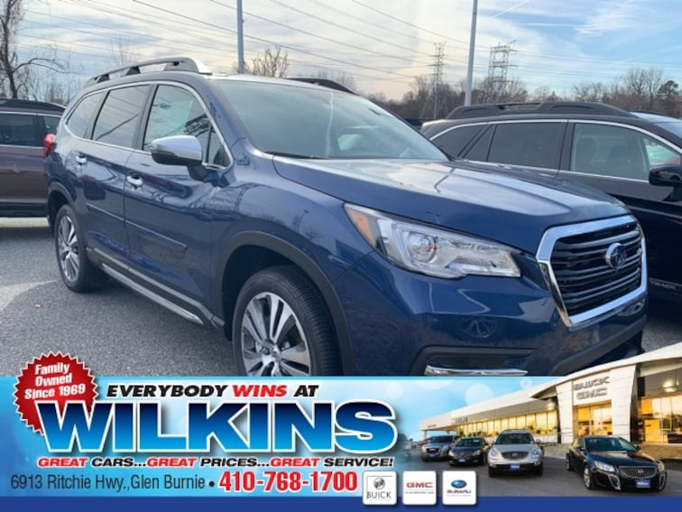 New 2019 Subaru Ascent Touring 7-Passenger SUV near Baltimore