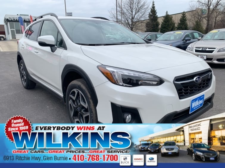 New 2019 Subaru Crosstrek 2.0i Limited SUV near Baltimore