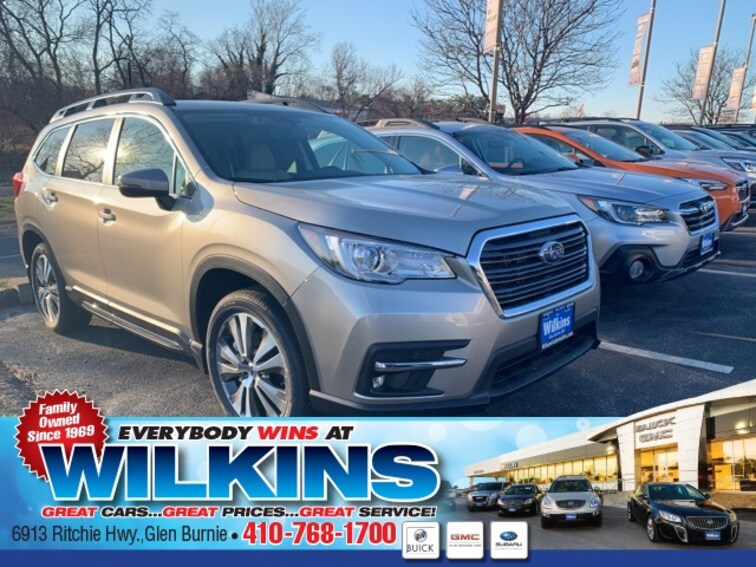 New 2019 Subaru Ascent Limited 8-Passenger SUV near Baltimore