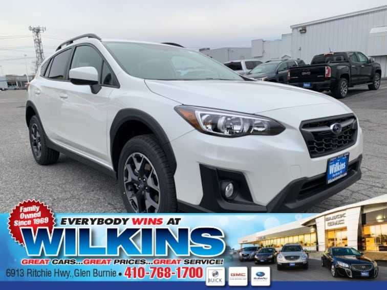 New 2019 Subaru Crosstrek 2.0i Premium SUV near Baltimore