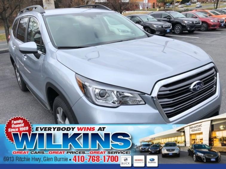 New 2019 Subaru Ascent Premium 8-Passenger SUV near Baltimore