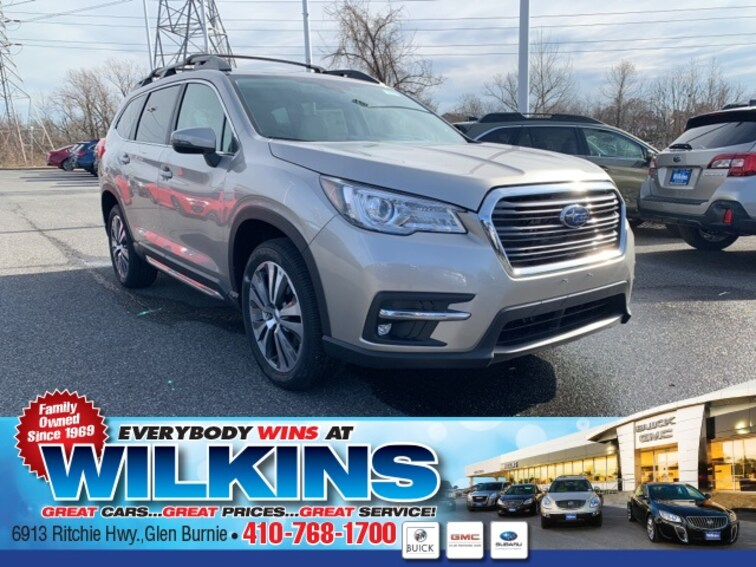 New 2019 Subaru Ascent Limited 7-Passenger SUV near Baltimore