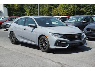 New 2020 Honda Civic Sport Touring Hatchback L201058 for Sale in Morrow at Willett Honda South
