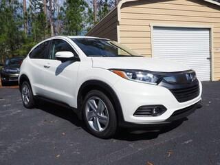 New 2019 Honda HR-V EX 2WD SUV K704708 for Sale in Morrow at Willett Honda South