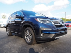 New 2019 Honda Pilot EX AWD SUV K047696 for Sale near Stockbridge, GA, at Willett Honda South