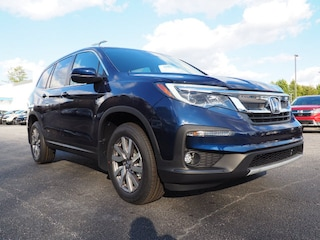 New 2019 Honda Pilot EX AWD SUV K047696 for Sale in Morrow at Willett Honda South