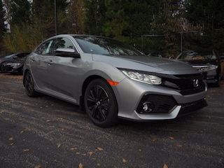 New 2019 Honda Civic EX-L w/Navi Hatchback K202975 for Sale in Morrow at Willett Honda South