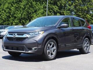 New 2019 Honda CR-V EX 2WD SUV K033086 for Sale in Morrow at Willett Honda South