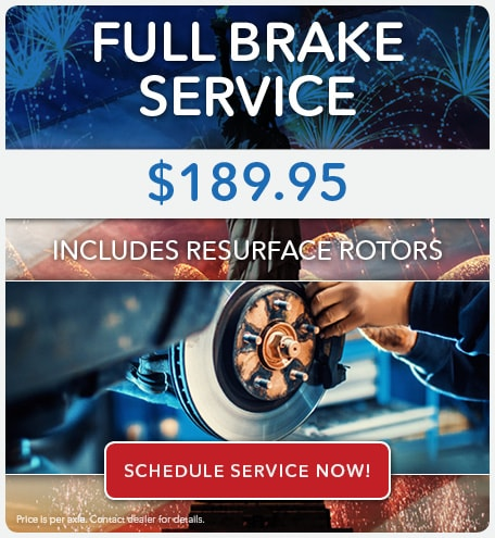 Full Break Service