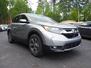 New 2019 Honda CR-V EX 2WD SUV K027111 for Sale in Morrow at Willett Honda South