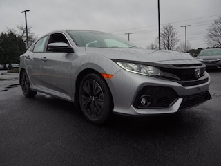 New 2019 Honda Civic EX-L w/Navi Hatchback K202983 for Sale in Morrow at Willett Honda South
