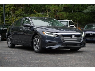 New 2019 Honda Insight LX Sedan K010745 for Sale in Morrow at Willett Honda South