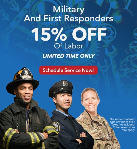 Military & First Responders