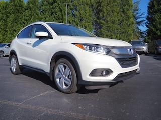 New 2019 Honda HR-V EX 2WD SUV K701557 for Sale in Morrow at Willett Honda South