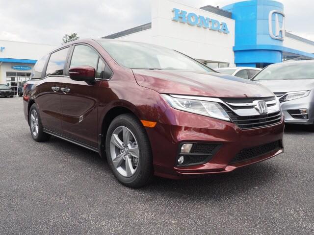 2019 Honda Odyssey Van Passenger Van