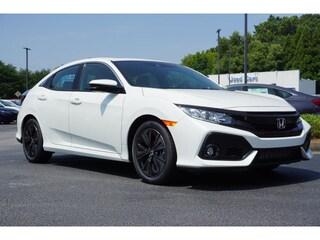 New 2019 Honda Civic EX Hatchback K221043 for Sale in Morrow at Willett Honda South