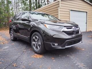 New 2019 Honda CR-V EX-L 2WD SUV K003277 for Sale in Morrow at Willett Honda South