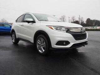 New 2019 Honda HR-V EX 2WD SUV K703280 for Sale in Morrow at Willett Honda South