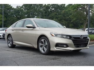 New 2019 Honda Accord EX Sedan K117592 for Sale in Morrow at Willett Honda South