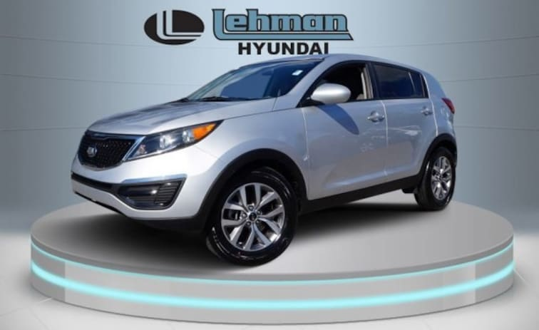 Used 2015 Kia Sportage LX FWD SUV in Miami