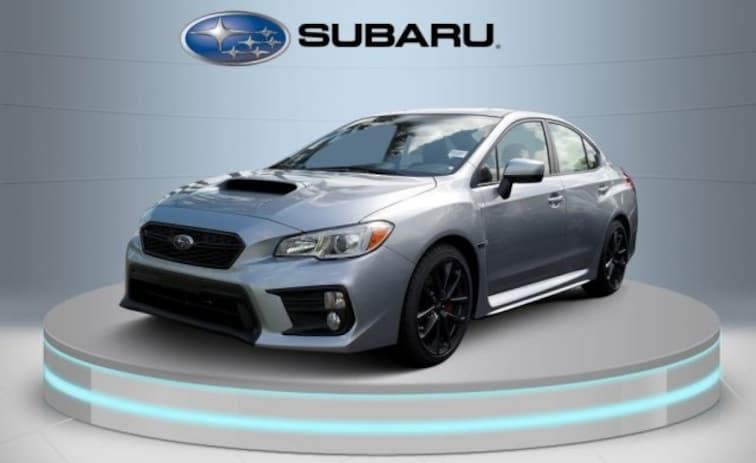 New 2018 Subaru WRX Premium Sedan JF1VA1B68J9825667 in Miami