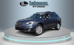 Certified Pre-Owned 2017 Subaru Outback 2.5i Premium with SUV 4S4BSACC4H3211643 for Sale in Miami