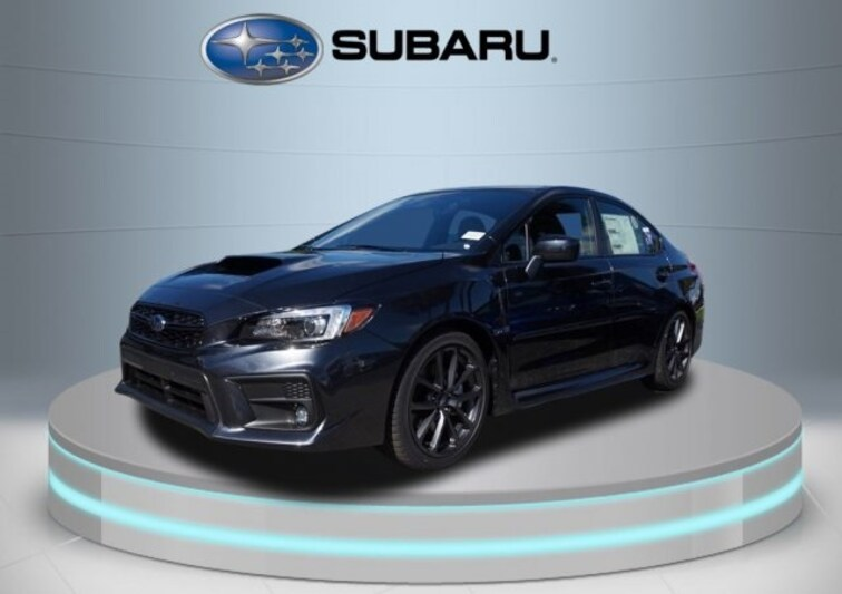 New 2019 Subaru WRX Limited Sedan JF1VA1N66K8815416 in Miami