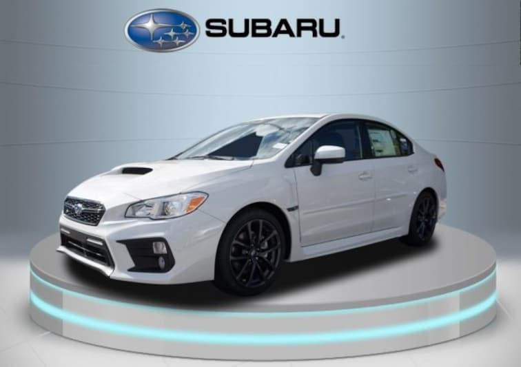 New 2019 Subaru WRX Premium (M6) Sedan JF1VA1C6XK9817294 in Miami