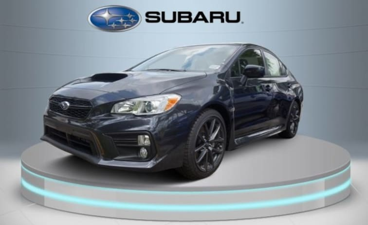 New 2019 Subaru WRX Premium (M6) Sedan JF1VA1C66K9801965 in Miami