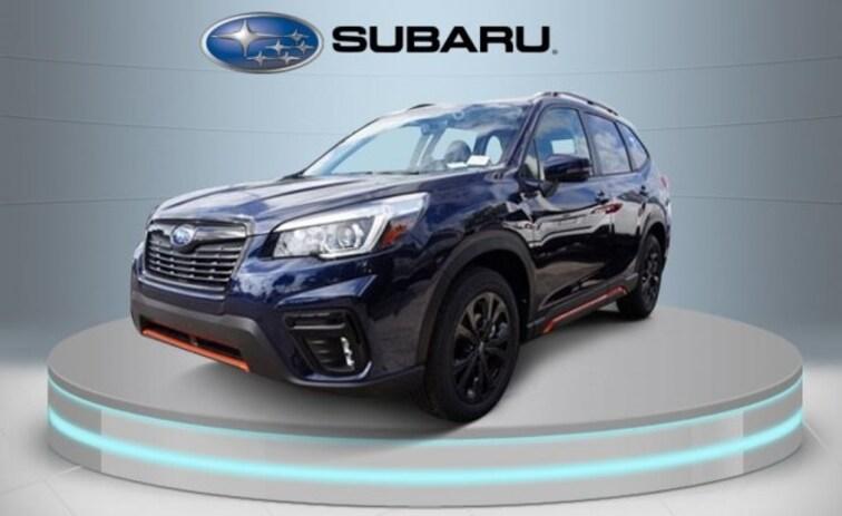 New 2019 Subaru Forester Sport SUV JF2SKAPC7KH478561 in Miami