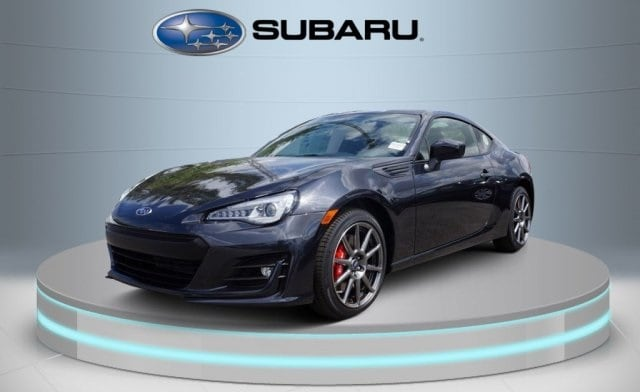 2018 Subaru BRZ Limited with Performance Package Coupe JF1ZCAC16J9601604