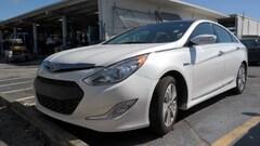 Used 2015 Hyundai Sonata Hybrid Limited Sedan H897004A in Miami FL