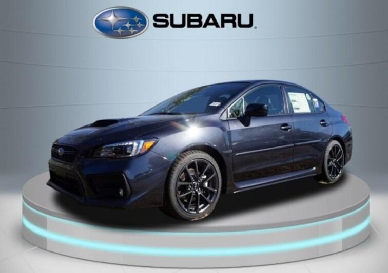 New 2019 Subaru WRX Limited Sedan JF1VA1H65K9817051 in Miami