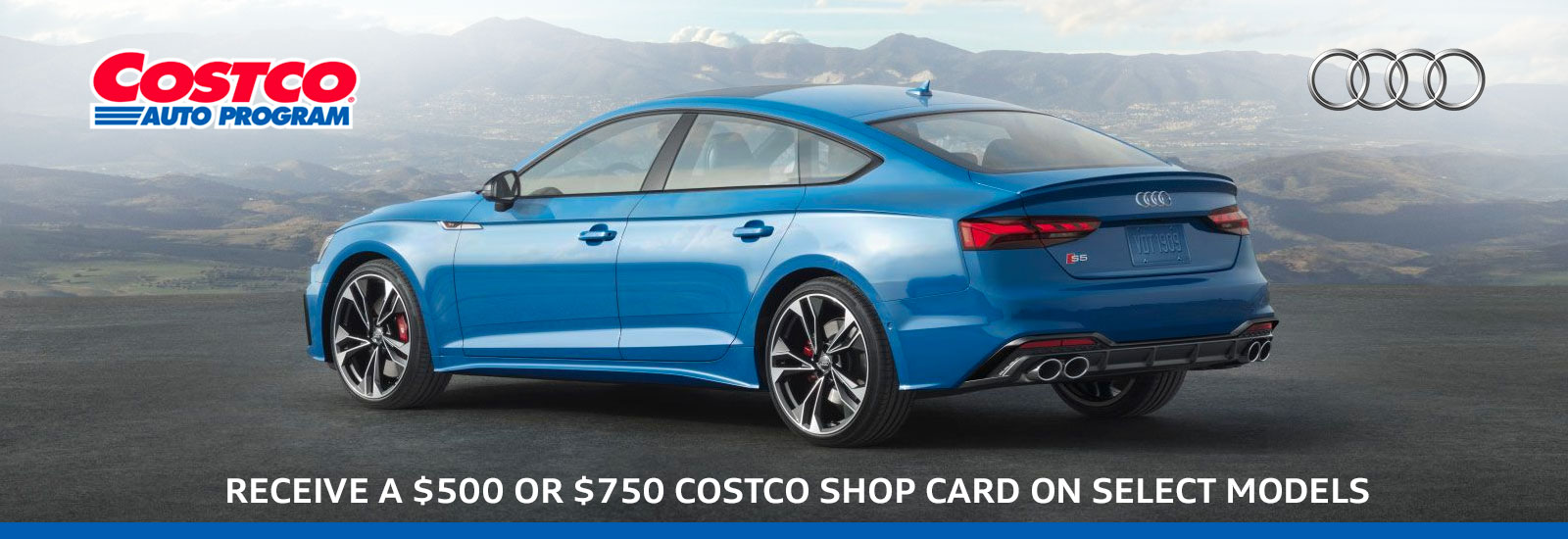 Costco Shop Card with Purchase