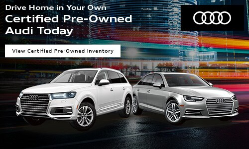 Audi Certified Pre Owned >> Certified Pre Owned Audi Vehicles In Lansing Mi Audi Lansing