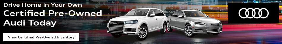 CPO Audi