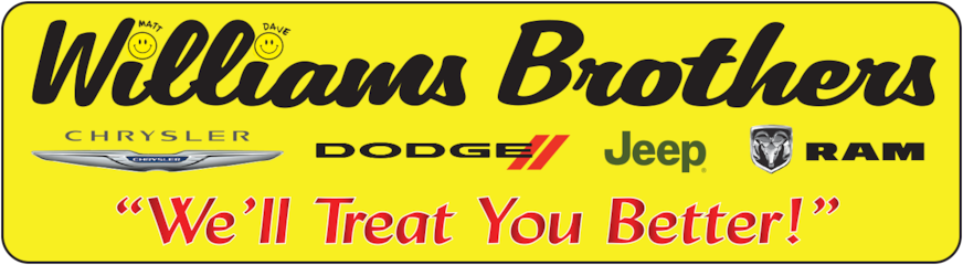 Williams Brothers Dodge Chrysler Jeep Ram