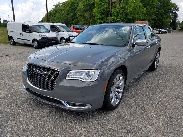 2017 Chrysler 300 C Sedan
