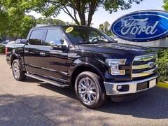 2016 Ford F-150 XLT Truck SuperCrew Cab